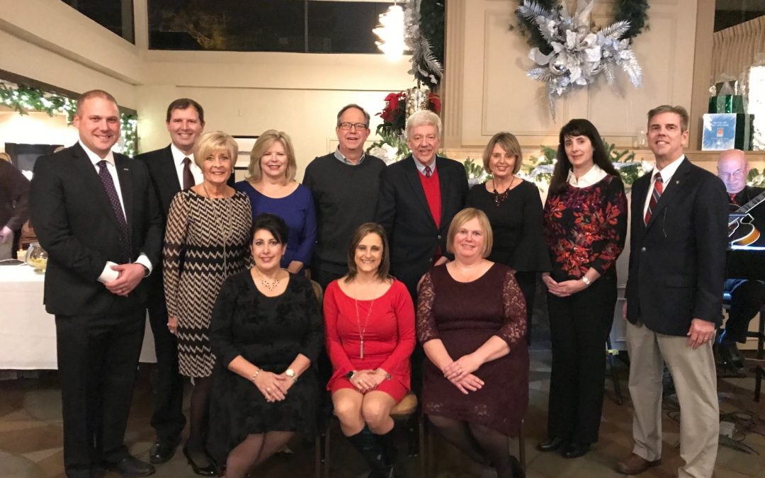 Congratulations 2018 Board of Directors!