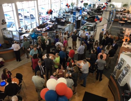 First Friday Networking on the Go! – 9 Chambers of Commerce